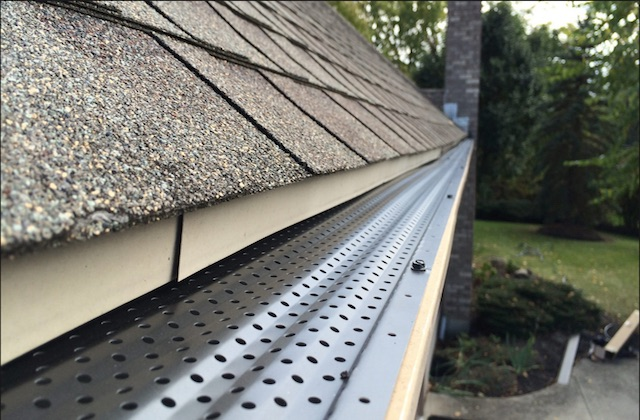 Gutter Protection Systems: The Forgotten Roof Feature