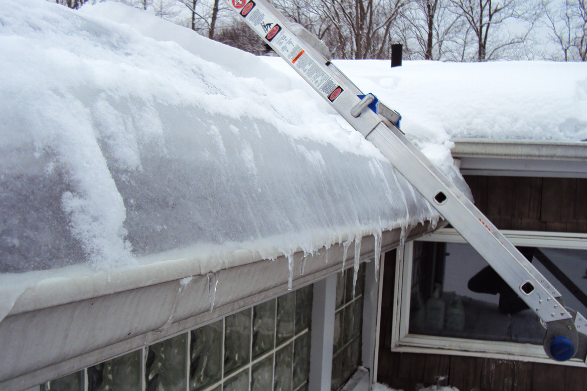 Ice Dams & Roof Repair Tips From Garner Roofing, Your Baltimore Roofer